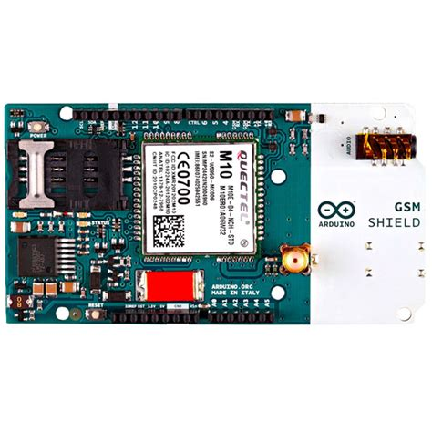 code arduino gsm arduino gsm shield 2 with antenna connection a000106