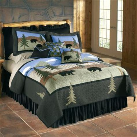 moose bedspread at cabelas 1000 images about cottage quilts on deer moose quilt and fabric panels