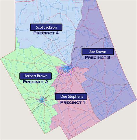 texas voting precincts map erath county precinct map