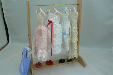 dolls house dresses dolls house handmade dress rail and bridesmaid dresses
