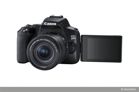 neue kompakte dslr kamera canon eos