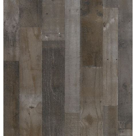 unbranded weathered grey plank  sq ft mdf paneling