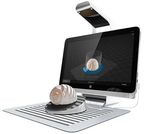 review: 3d scanning with the hp 3d capture stage on the hp