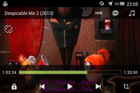 nonton film sub indo di android nonton film dengan subtitle di android memakai mx player