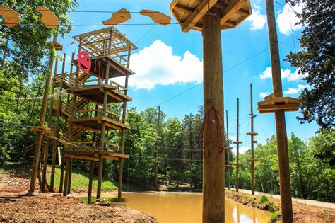 walmart country treetops floating treetops aerial park 6 ozark outdoors riverfront resort