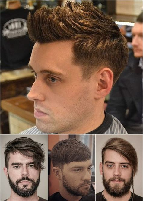 different types of mens quiffs 100 cool short hairstyles and haircuts for boys and men