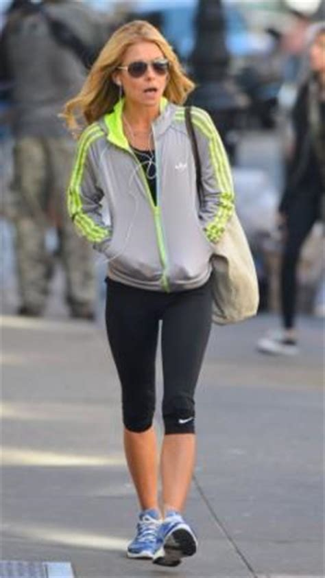 kelly ripa workout routine 2013 kelly ripa workout and diet secret muscle world