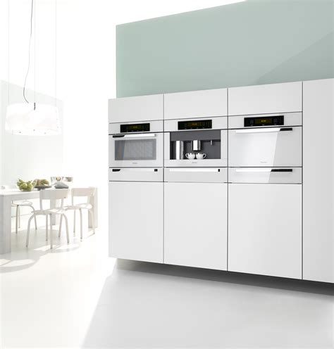 Oven Miele miele introduces new brilliant white plus series