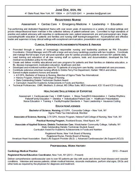 unbelievable resume examples nursing cv sample for nurses rn nurse