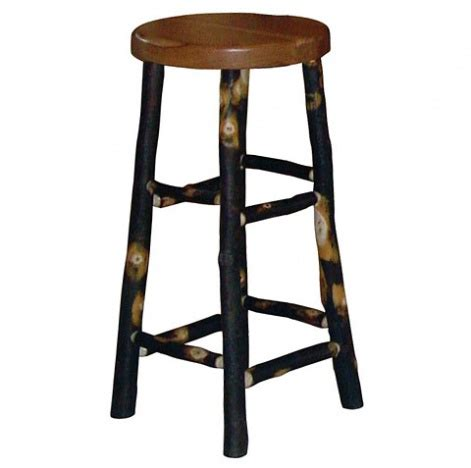 hickory bar stools amish hickory stools hickory bar stool rustic dining