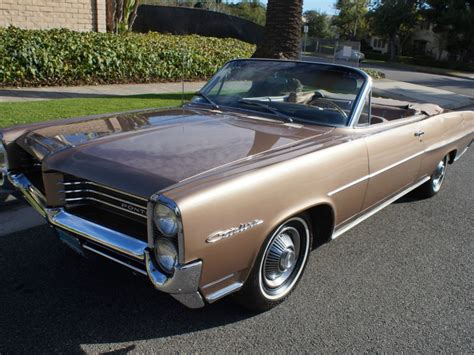 Pontiac Convertible For Sale by 1964 Pontiac Convertible For Sale