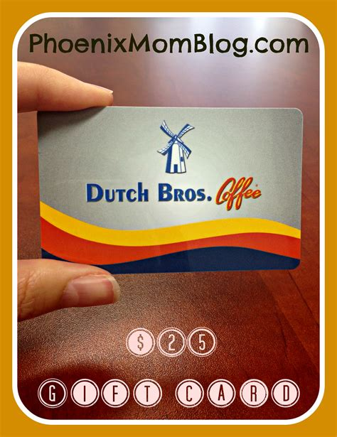 Dutch Bros Gift Card Balance Check - dutch bros gift card gift card ideas