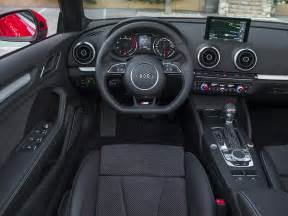 Audi A 3 Interior 2016 Audi A3 Price Photos Reviews Features