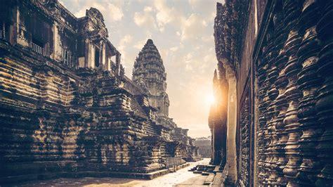 temples  angkor cambodia