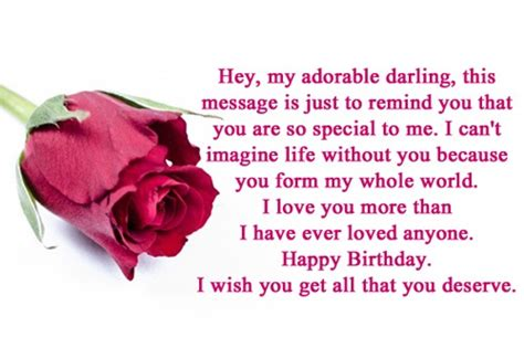 Wishing Happy Birthday To Lover Happy Birthday Wishes For Boyfriend Boyfriend Birthday
