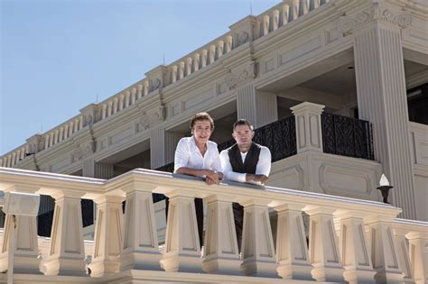 Alvin Malnik House by Brett Ratner Captures Al And Shareef Malnik