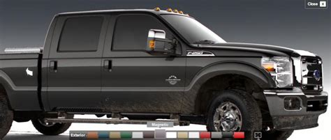 what color is magnetic color options for the 2015 ford f150