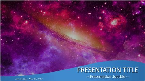 Asdronuts Donut Liquid space powerpoint 41649 free space powerpoint by sagefox 11832 free powerpoint templates