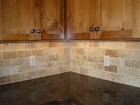 backsplash tile subway travertine mom  tims  home pinterest travertine kitchens