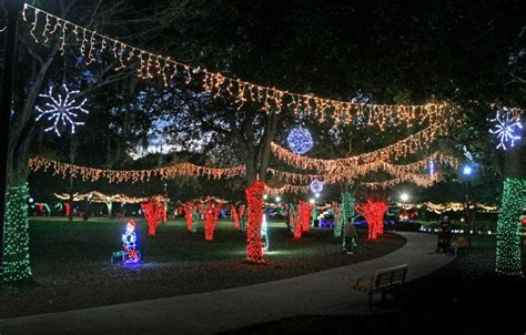 largo central park holiday display continues to grow
