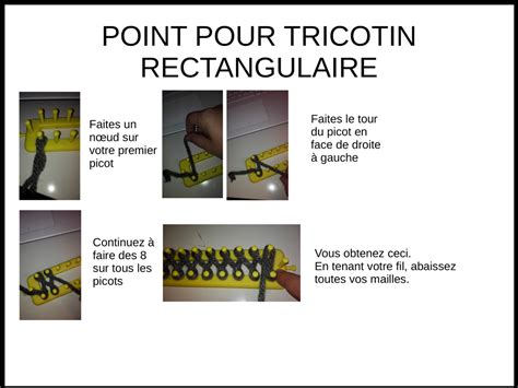 Tricotin Rectangulaire by Tricotin Rectangulaire Tricotin Tricotin