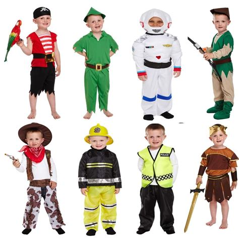 Iattire Dress Up Your Ipod by Toddler Boys Fancy Dress Up Costumes World