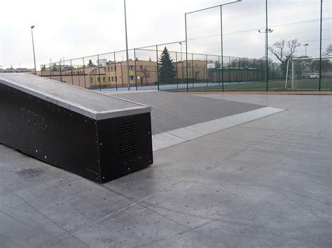 Skatepark concrete slab   BAUTECH Floors