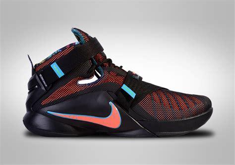 Sepatu Basket Nike Lebron Soldier 11 Yellow Blue nike lebron soldier ix data for 95 00 basketzone net
