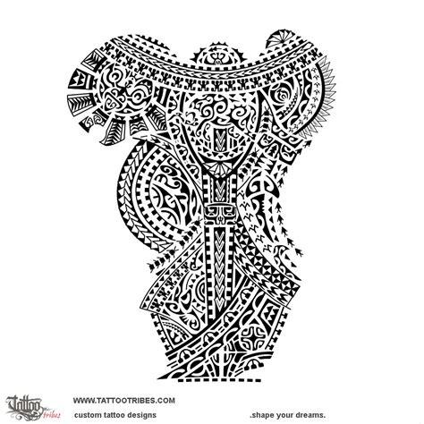tattoo tribes oceania tattoo of mumu valiant warrior tattoo custom tattoo