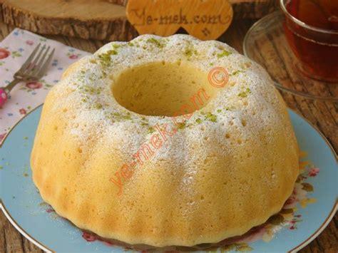 resimli tarif pirinc unlu kek yemek tarifi 6 tereyağlı limonlu kek tarifi nasıl yapılır resimli