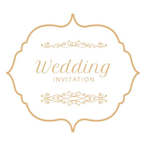 Wedding Decoration Logo by Wedding Invitation Logo Png Wedding Ideas 2018