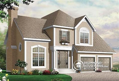ceilings vaulted or cathedral drummond house plans blog house plan of the week quot 4 bedroom country home unique