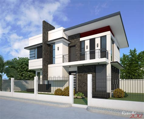 small home plans modern