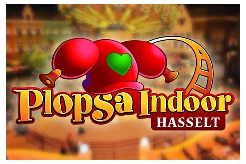 plopsa indoor deals