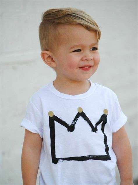 stylish toddler boy haircuts 25 best ideas about kids hairstyles boys on pinterest