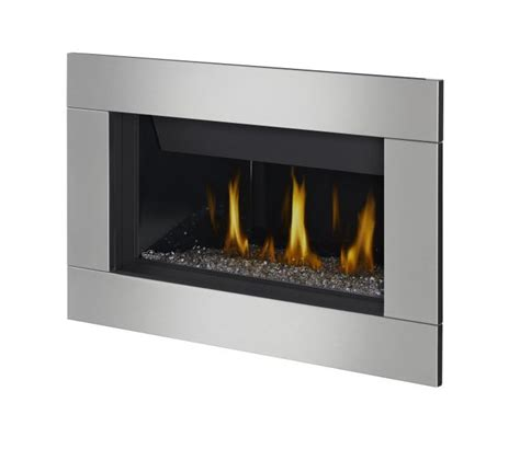 napoleon gas fireplace ascent linear 36 gas fireplace