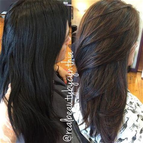 highlight for fine hair best way to get rid of black start with heavy thin
