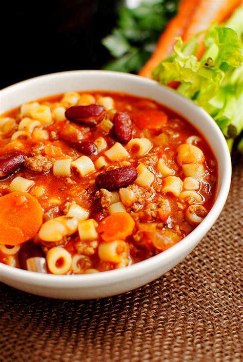 copycat olive garden pasta e fagioli soup archives iowa