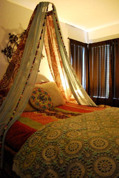 bohemian bed canopy 7 diy canopy bed on a budget diy canopy boho and window