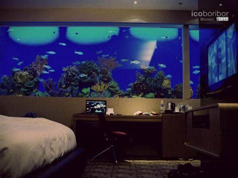 aquarium hotel room amazing hotels with aquariums eccentric hotels
