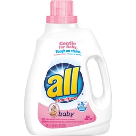 All With Stainlifters Baby Liquid Laundry Detergent 63 Target Baby Laundry
