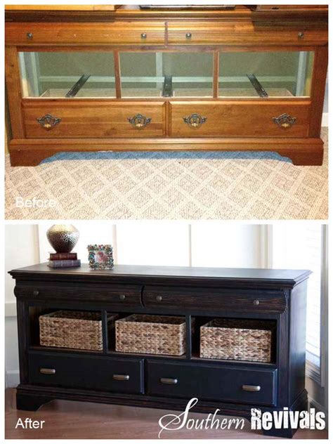 Dresser Projects by Thrift Store Furniture Makeovers The Budget Decorator