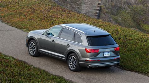 Audi Q7 Horsepower by 2017 Audi Q7 Review With Price Horsepower And Photo Gallery