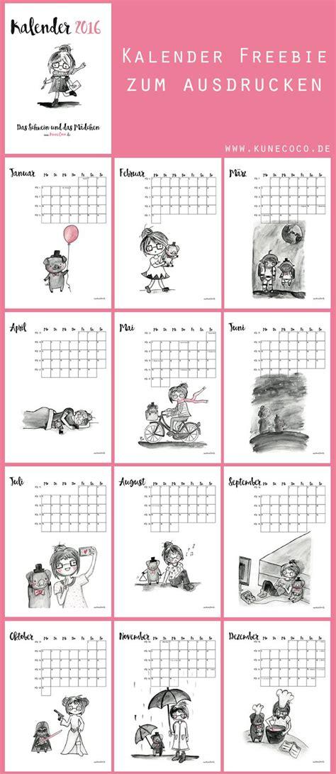 Wochenplan Kalender 2016 1000 Ideen Zu Kalender 2016 Ausdrucken Auf