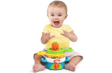 Bright Start Giggling N Singing Pot 1107 stackingpots