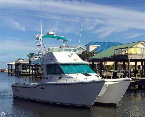used baha cruiser boats for sale 1999 used baha cruisers 340 king cat flybridge sports