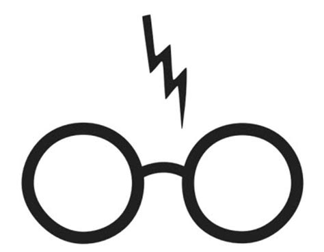 harry potter glasses tattoo tattooforaweek temporary