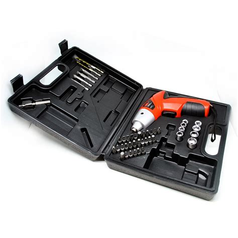 Cordless Multi Function Electric Screwdriver Set 4 8v 45pcs 1 cordless multi function electric screwdriver set 4 8v 45pcs jakartanotebook