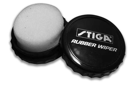 how to clean a rubber st stiga rubber wiper reng 246 ringssv