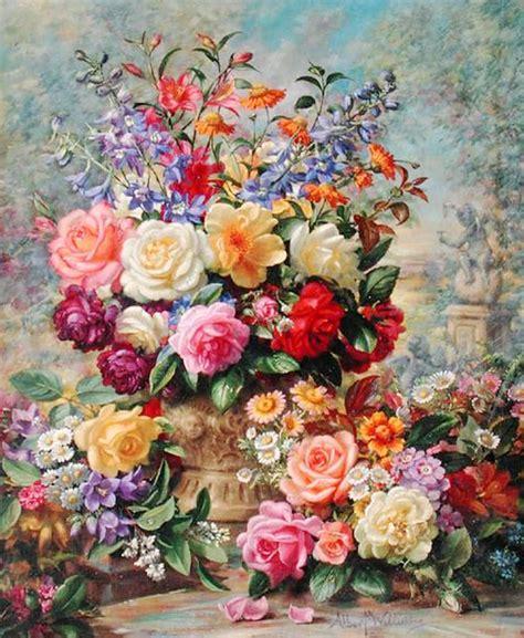 imagenes flores pintadas flores pintadas al oleo imagenes imagui